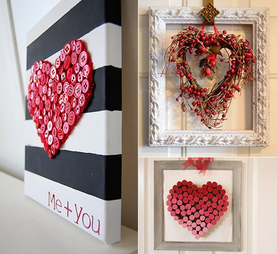 valentinstag geschenke basteln_coole ideen für selbstgemachte geschenke zum valentinstag