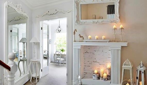 vintage deko ideen in wei f r modernes interior design im
