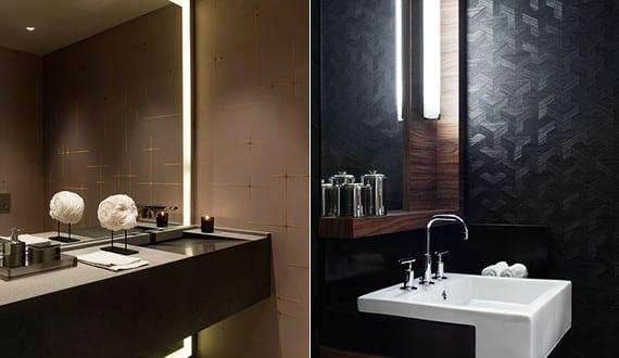 bad modern gestalten mit der richtigen spiegelbeleuchtung freshouse. Black Bedroom Furniture Sets. Home Design Ideas