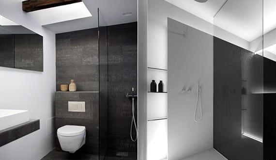 Bad design schwarz weiß  bad-modern-gestalten-mit-licht_modernes-badezimmer-design-in ...