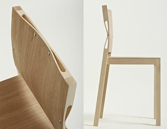 designinspiration für moderne esszimmerstühle aus holz