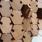 designinspiration für moderne wandgestaltung flur mit designer wandkleiderhacken