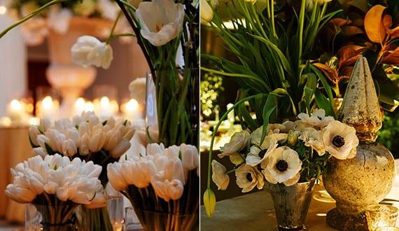 fantastische ideen f r wei e blumendeko hochzeit mit tulpen freshouse. Black Bedroom Furniture Sets. Home Design Ideas