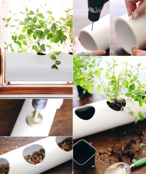 Mein schöner Kräutergarten in der Küche - fresHouse
