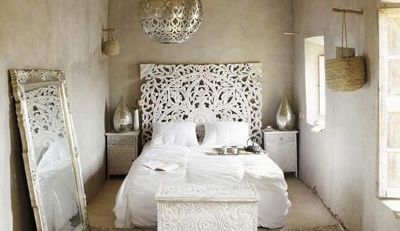 wohnideen schlafzimmer orientalisch. Black Bedroom Furniture Sets. Home Design Ideas