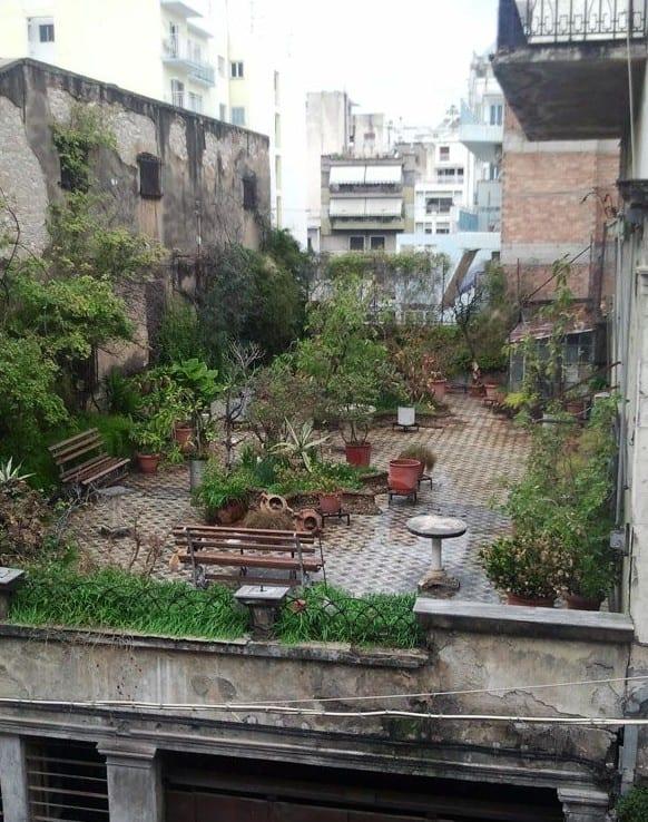 roof top garten terrasse ideen