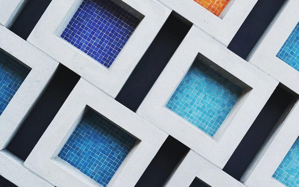 badfliesen ideen mit mosaik für große und kleine badezimmer