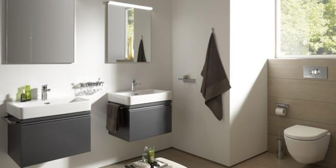 Badmöbel Laufen Pro Als Badezimmer Inspiration Für Modernes ... Badezimmer Inspiration