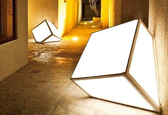 laternen basteln aus acrylglas für eine besondere garten- und lichtgestaltung