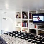 einrichtungsbeispiele mit hochbetten für 1 zimmer wohnung und kleine schlafzimmer