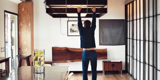kleine wohnung einrichten mit hochbett. Black Bedroom Furniture Sets. Home Design Ideas