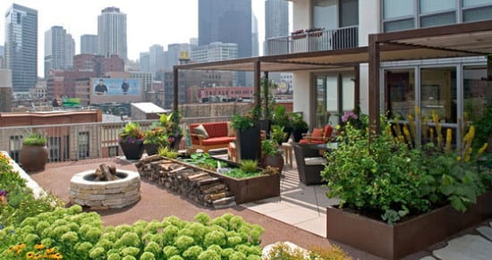 Urban garden: Tipps, Ideen und Beispiele