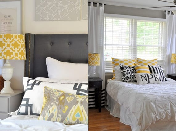 gelb ? raumgestaltung mit sonnigem akzent - freshouse - Schlafzimmer Gelb Grau