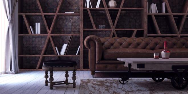 Träume aus Leder – Accessoires und Möbel für einen zeitlosen und extravaganten Stil