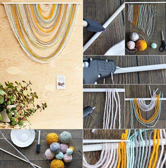 Wandbehang-Deko-selber-machen_coole-und-einfache-bastelideen-für-moderne-wandgestaltung