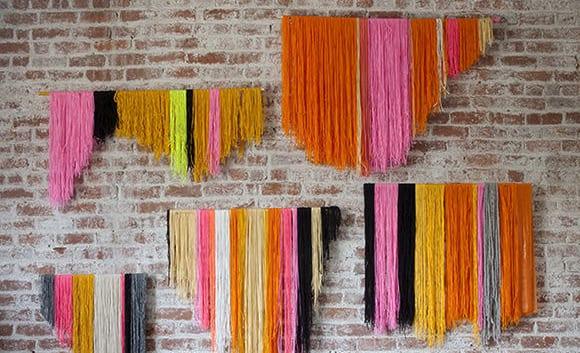wandbehang deko selber machen interessante wandgestaltung mit makramee und diy wandbeh ngen. Black Bedroom Furniture Sets. Home Design Ideas