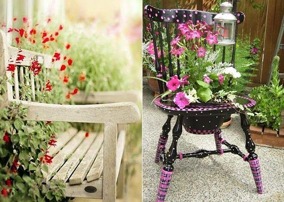 5 Ideen für DIY Gartendeko und kreative Gartengestaltung - fresHouse
