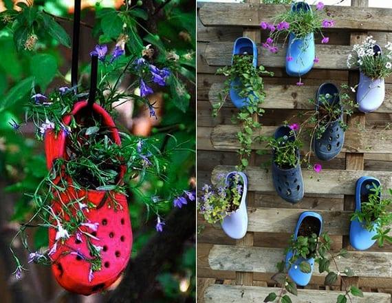 50 Ideen Fur Diy Gartendeko Und Kreative Gartengestaltung Freshouse