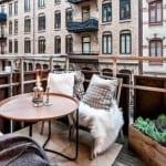 coole balkon Ideen für balkongestaltung und dekoration