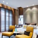 schlafzimmer ideen für moderne schlafzimmergestaltung mit deckeneinbauleuchten