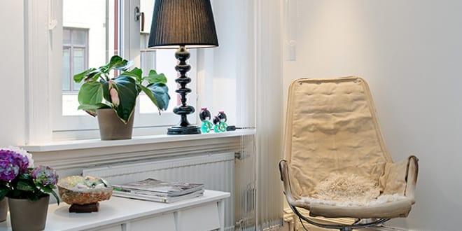 maisonette eine traumwohnung im skandinavischen stil mit moderner einrichtung freshouse. Black Bedroom Furniture Sets. Home Design Ideas