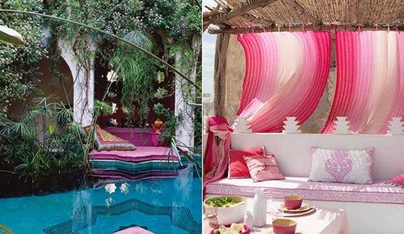 Mein-schöner-Garten-im-Boho-Style-mit-pool - fresHouse
