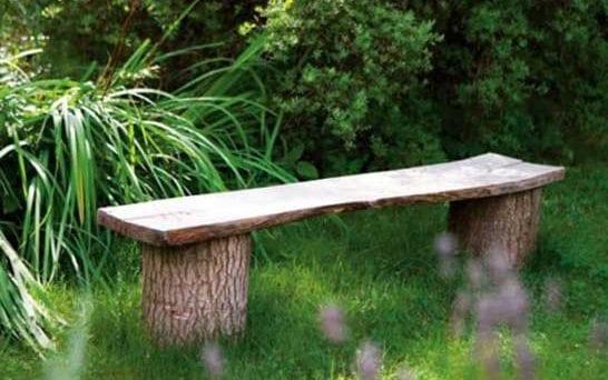 Favorit 50 coole Garten Ideen für Gartenbank selber bauen - fresHouse RP99