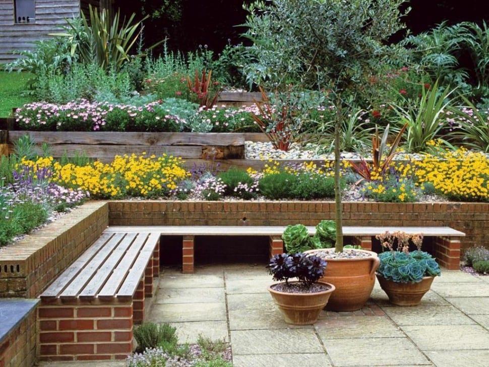 Extrem 50 coole Garten Ideen für Gartenbank selber bauen - fresHouse XK71