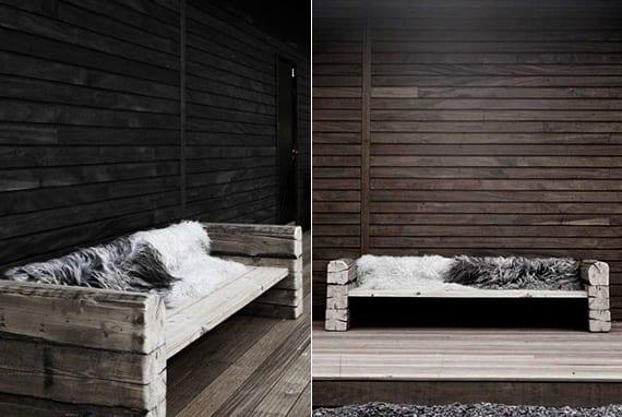 50-coole-Garten-Ideen-für-Gartenbank-selber-bauen_DIY-holzgartenbank-für-rustikale-gartengestaltung