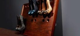 Wie kann man Schuhregal selber bauen?