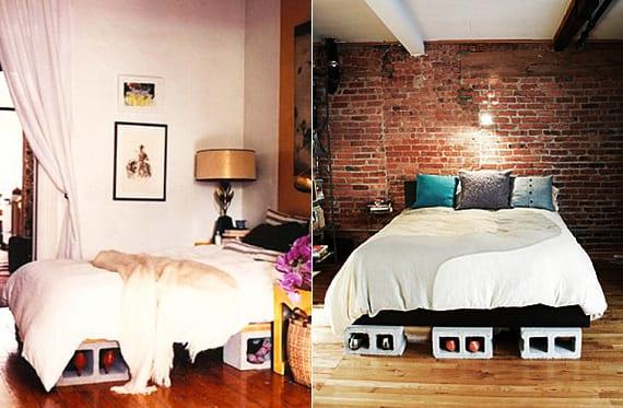 kreative DIY ideen für DIY möbel und moderne Schlafzimmer einrichtung