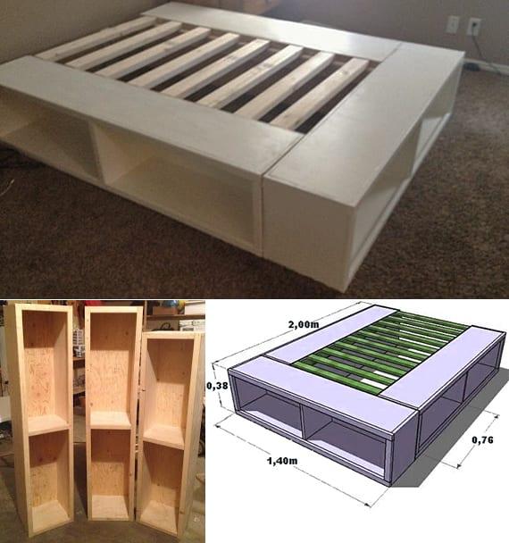 Bett selber bauen für ein individuelles Schlafzimmer-Design - fresHouse