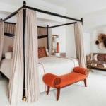 coole wohnideen schlafzimmer für exotische raumgestaltung und einrichtung mit afrikanischer deko