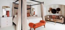 African Interior Design für eine reizende Schlafzimmergestaltung