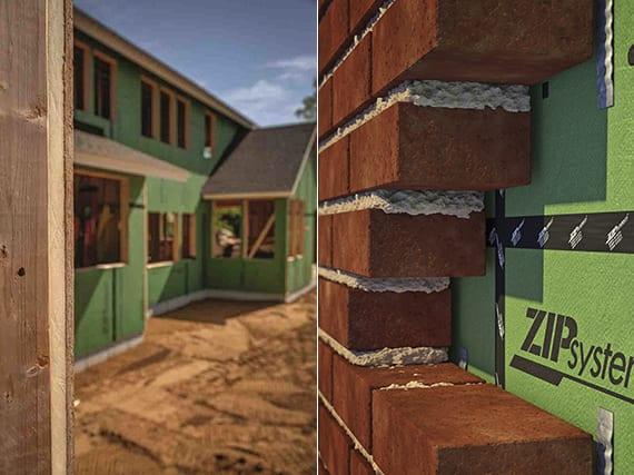 go green mit eco friendly gebäudehülle aus holzwerkstoffplatten