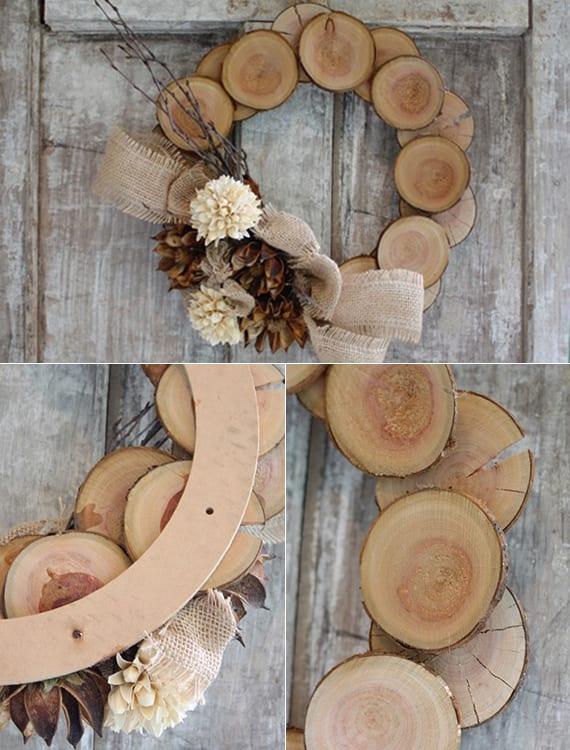 Wunderschone Und Einfache Herbstdeko Basteln Freshouse