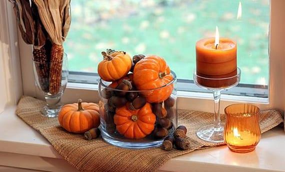 Wundersch 246 Ne Und Einfache Herbstdeko Basteln Freshouse