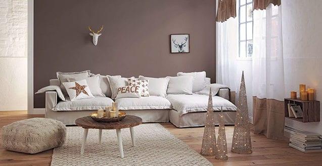 das zuhause neu gestalten und gem tlich einrichten zur weihnachtszeit freshouse. Black Bedroom Furniture Sets. Home Design Ideas