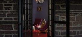 wandfarbe braun - zimmer streichen ideen in braun - freshouse - Wohnraumgestaltung In Gedeckten Farben Modern