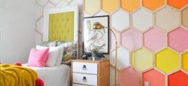 ideen f r wandgestaltung coole wanddeko selber machen freshouse. Black Bedroom Furniture Sets. Home Design Ideas