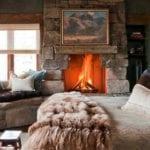 gemütliche schlafzimmer gestaltungsideen im rustikalen stil