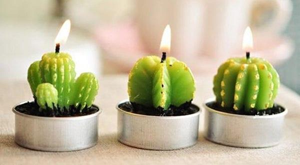 Silikonformen herstellen für coole DIY Kerzen