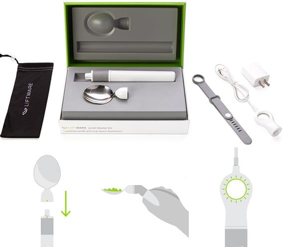 elektronischem essbesteck als geschenkidee für Menschen mit -eingeschraenkter-beweglichkeit-der-haende