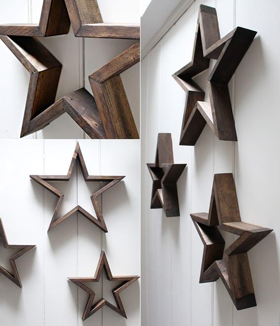Wie Kann Ich Einen Stern Aus Holz Basteln Freshouse