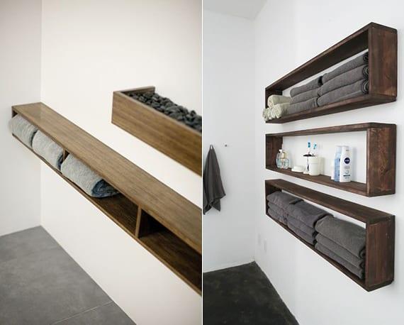 bad in ordnung halten hand und badet cher organisieren freshouse. Black Bedroom Furniture Sets. Home Design Ideas