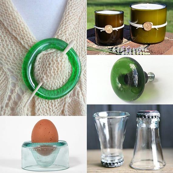 kreatives basteln mit glas für diy deko und wohn-accessoires