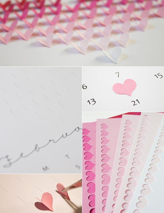 coole idee valentinstag für diy deko und diy valentinstaggeschenk