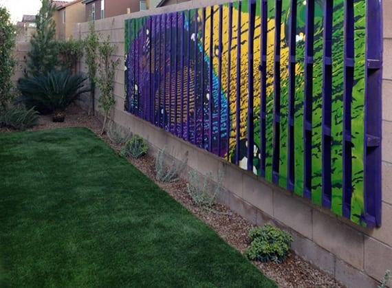 coole Ideen für DIY Gartendeko aus paletten