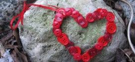 Tolle Bastel- und Dekoideen zum Valentinstag
