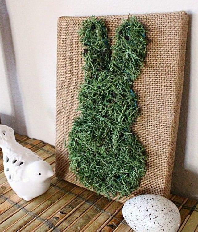 attraktive osterhase dekoideen zum diesj hrigen ostern freshouse. Black Bedroom Furniture Sets. Home Design Ideas
